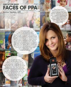 Faces of PPA Andrea 2014 Hi Res