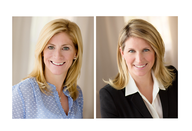 Gretchen Fedeli and Debra Volpe are two busy New Canaan moms who have reentered the workforce in 2014. They worked hard to earn their real estate licenses and are now at Caldwell Banker's New Canaan office. I love to see women perusing new careers!